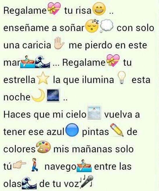 Lo Que Mas Me Gusta Junto Pablo Alboran Y Emojis Lyrics Frases
