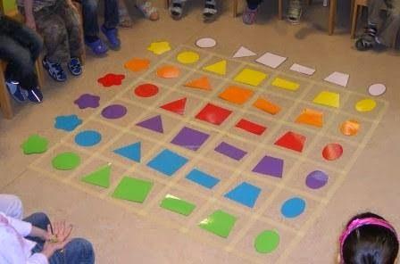 Projekt kennenlernen im kindergarten
