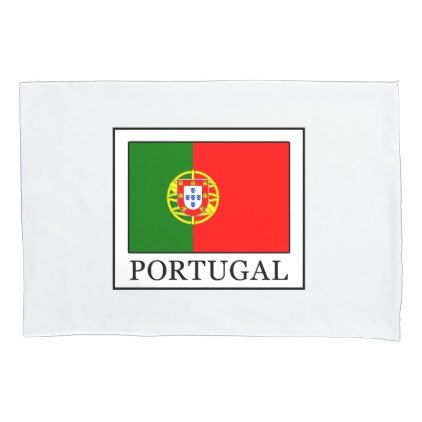Portugal Pillow Case - love gifts cyo personalize diy