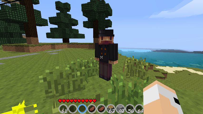 Herobrine 1.6.2 Mod Minecraft 1.6.2/1.5.2 - http: