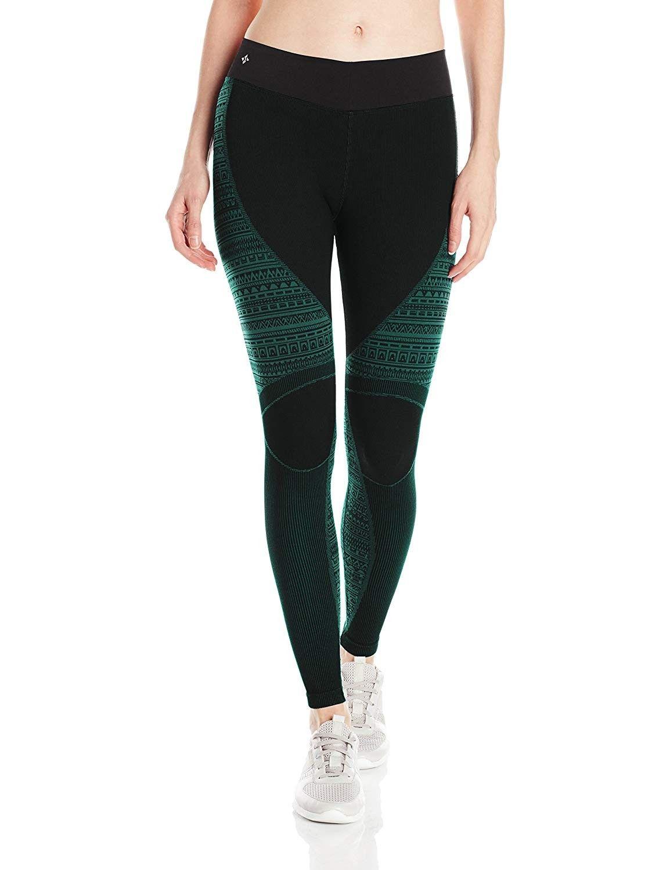 Women's Tulum Legging - Evergreen - CQ12N2ZQVCZ - Sports & Fitness Clothing, Women, Tights & Legging...