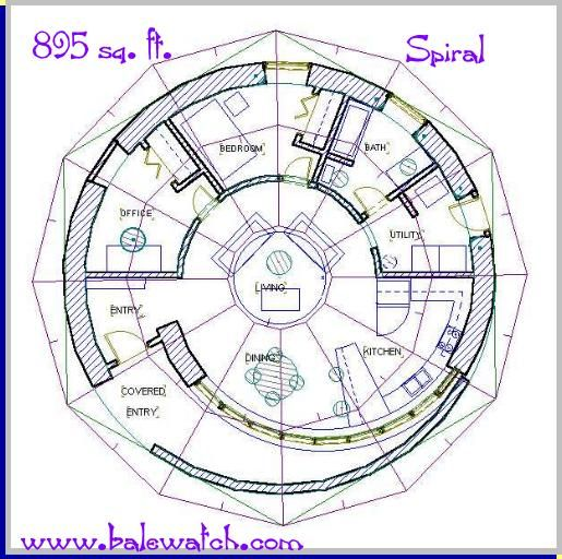 Circle House Plans Dome House Plans Circle Plan Pinterest House Tiny