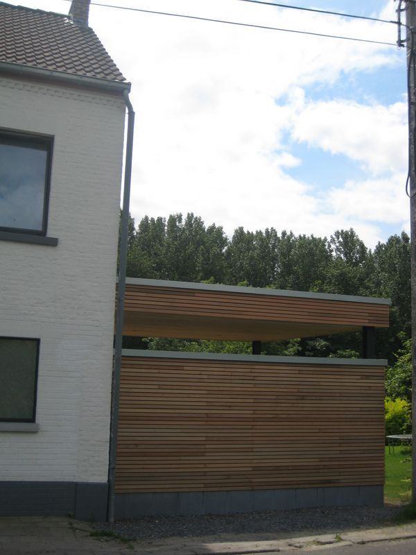 Programme: création dune terrasse couverte avec cuisine ...