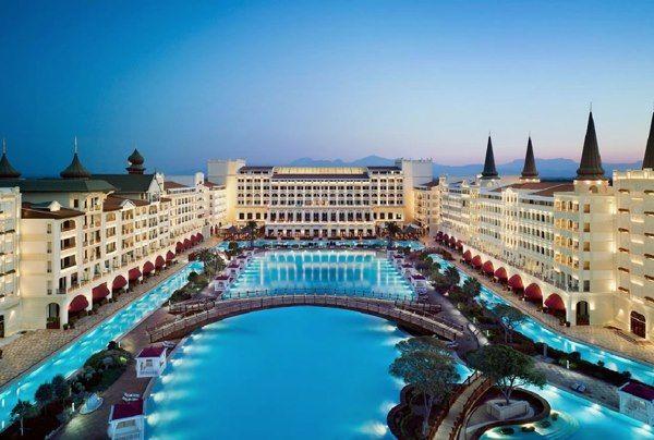 Mardan Palace Antalya Turkey A Luxurious 5 Star Hotel With All