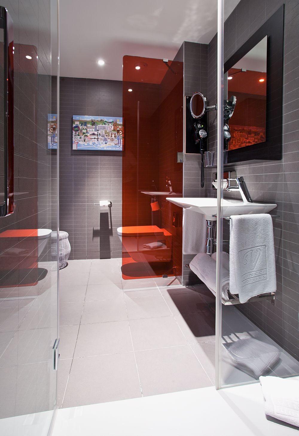 Novello Presents Its New Bathroom Furniture Collection: Vincci Bit 4* Barcelona