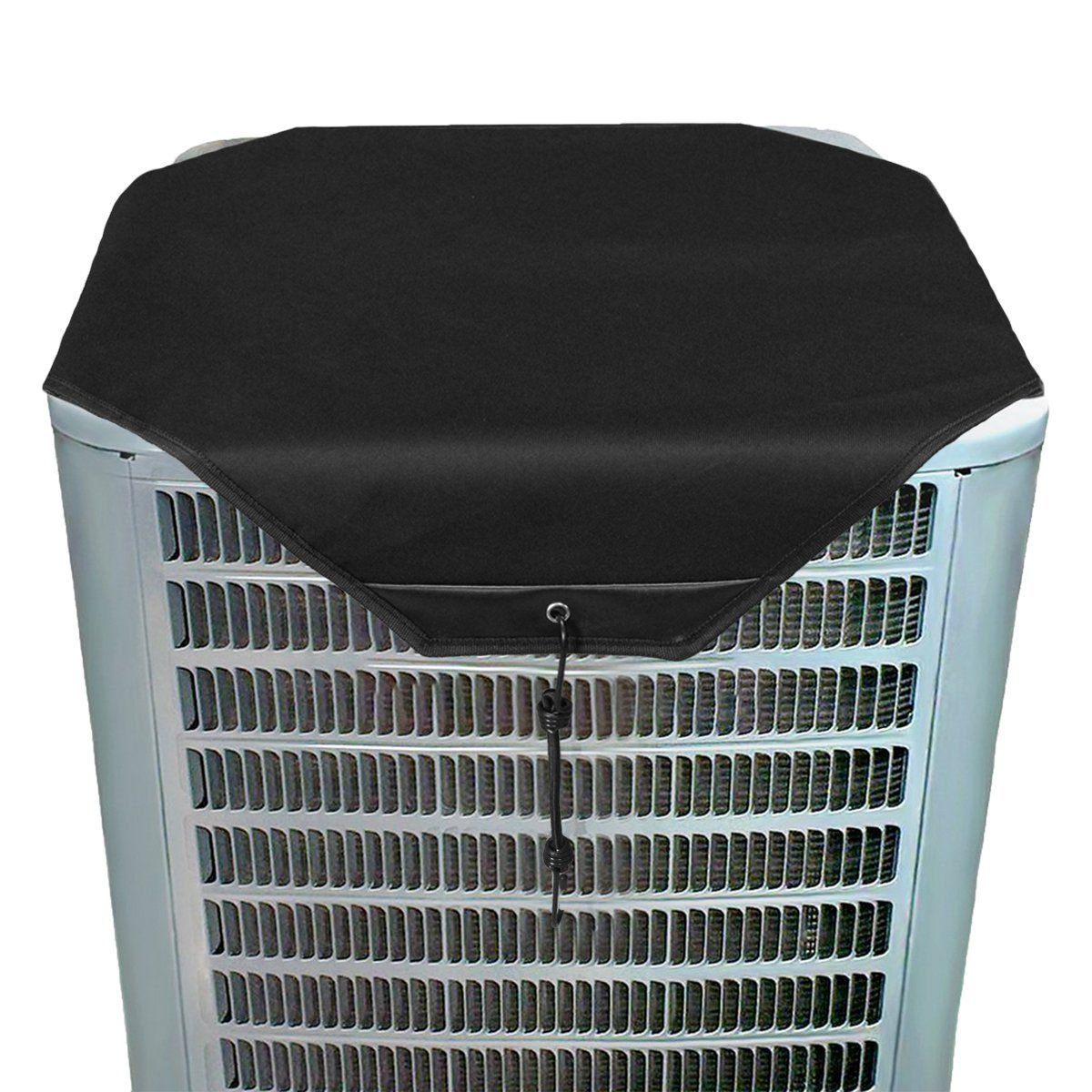 Yelyeh Ac Unit Cover Conditioner Winter Waterproof Top Air Conditioner Leaf Guard Air Conditioner Cover Black 36x36 Read Ac Unit Cover Leaf Guard Ac Units