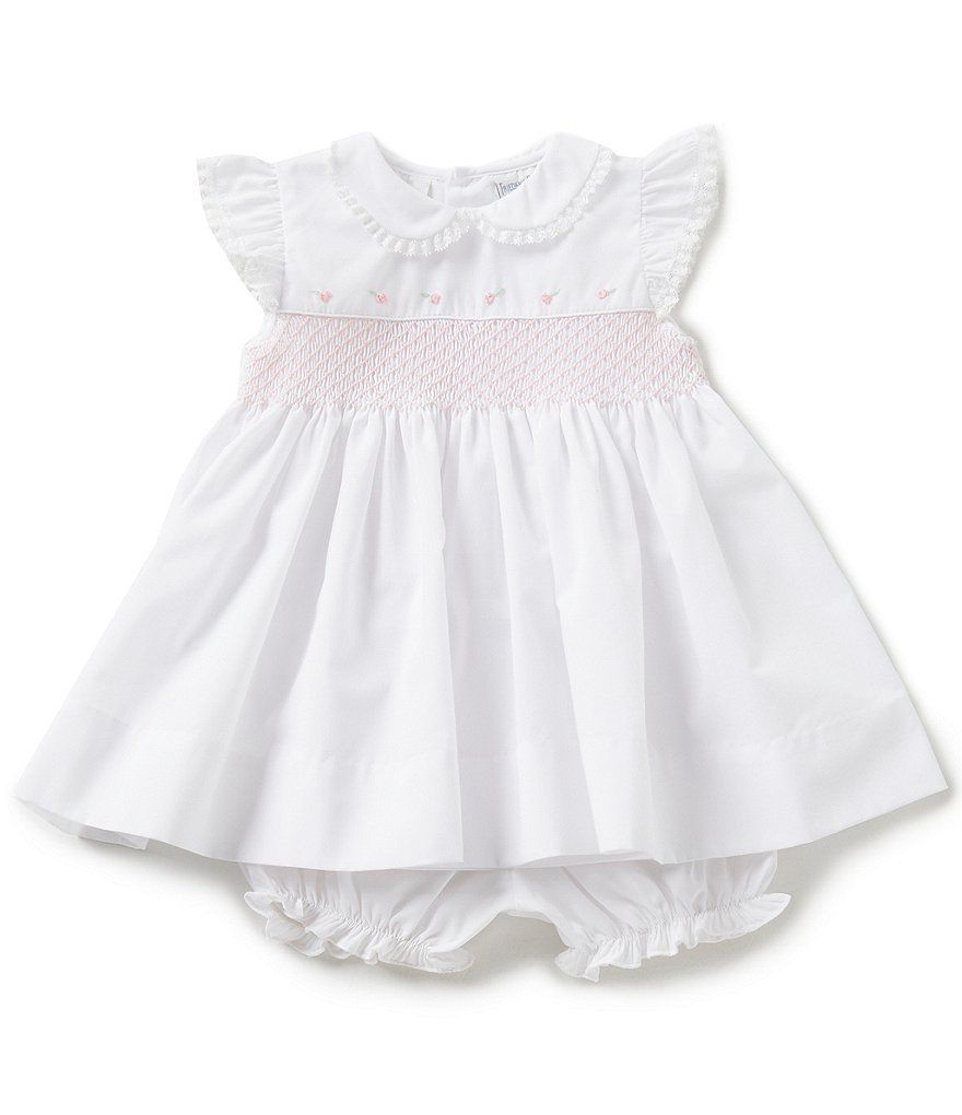 Baby Boys 4 PCS Black White Floral Embroidered Vest Set Size 3-9 Month