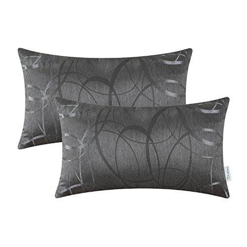 Pack of 2 CaliTime Throw Pillow Covers 12 X 20 Inches Rev... https://www.amazon.com/dp/B01LXXLDQ6/ref=cm_sw_r_pi_dp_x_ZoFyyb83KZ2K7