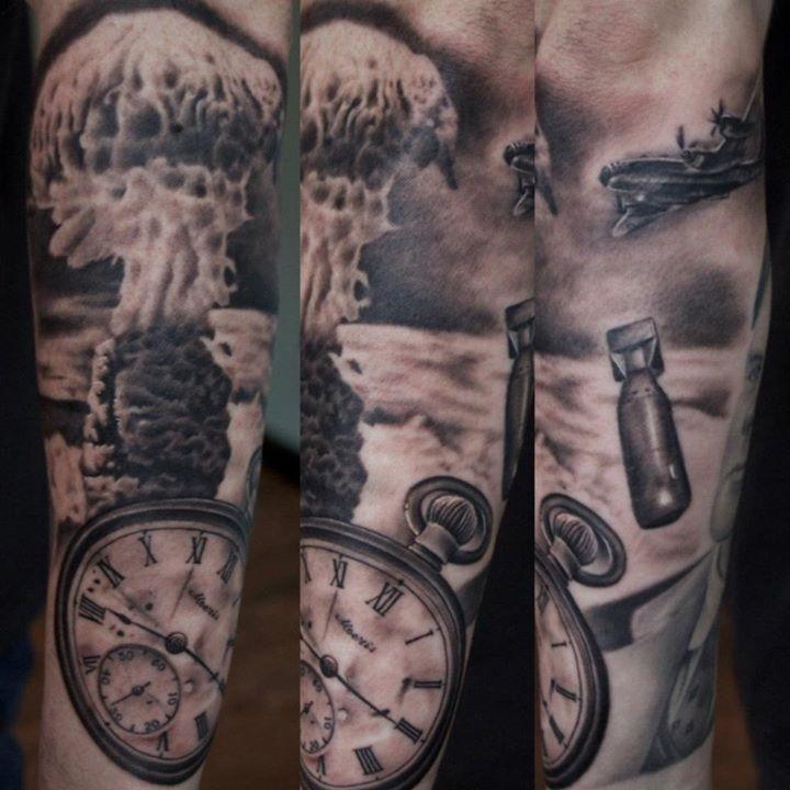 Pete the thief cool tattoos tattoo artists tattoos
