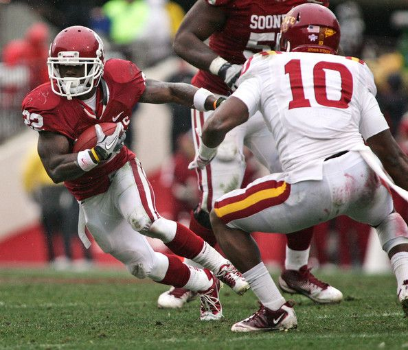 Roy Finch Photos Photos Iowa State V Oklahoma Oklahoma Sooners Football Oklahoma Football Oklahoma Sooners