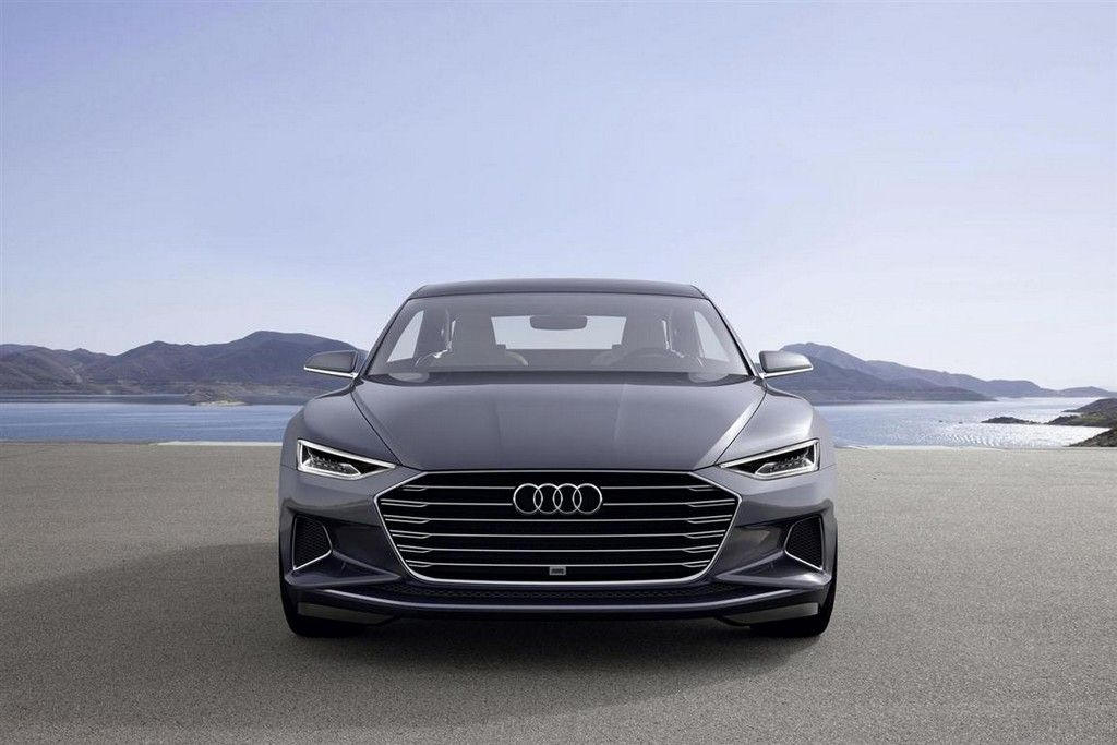 2018 Audi A8 Coupe