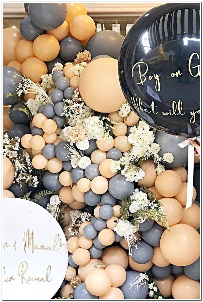 Summer Wedding Summer Wedding Mistakes To Avoid In Baby Gender Reveal Party Gender Reveal Balloons Gender Reveal Decorations