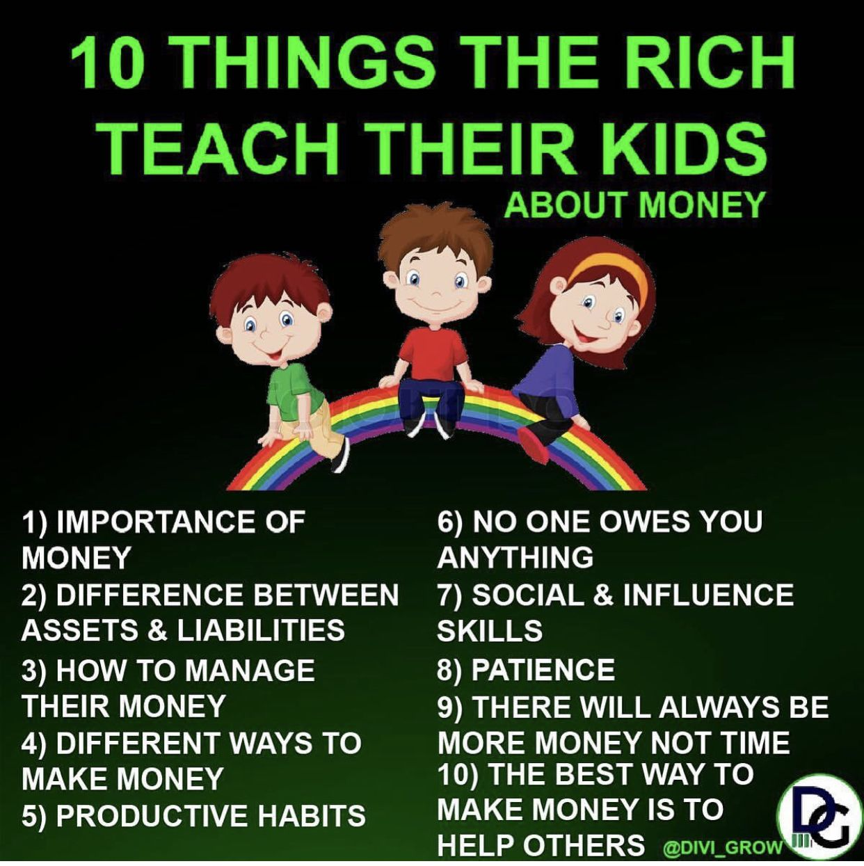 Money Moneysavingtips Kids Family Investing Future Credit