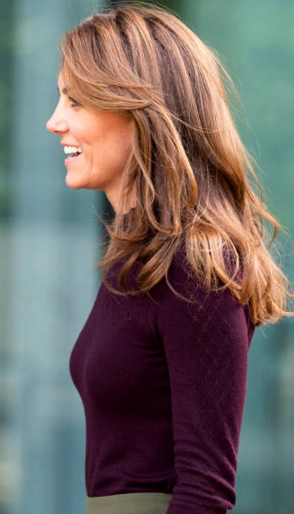 Catherine 9 October 2019 Kate Middleton Hair Kate Middleton Outfits Celebrity Hairstyles
