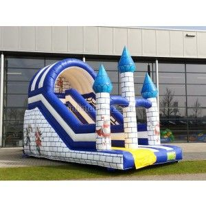 Beautiful Inflatable Water Slides Clearance Factory