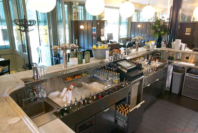 underbar Bar interior design, Bars for home, Cocktail