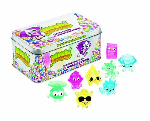 New Moshi Monsters Rox Collection Limited Edition Tin Includes 8 Limited Edition Rox Moshlings Moshi Monsters Http W Moshi Monsters Playset Gold Collection