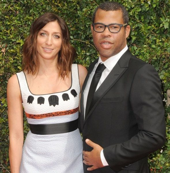 Chelsea Peretti And Jordan Peele: Comedy's Best Power Couple Has Made It Official