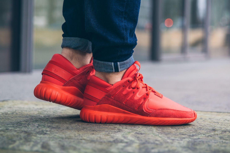 Adidas Tubular Red Low