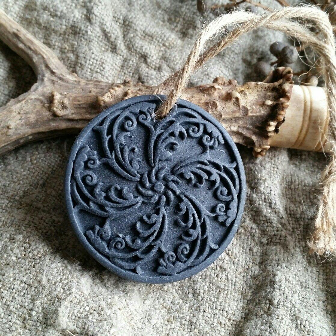 Dark grey rustic ornament soap beauty jabones pinterest ornament