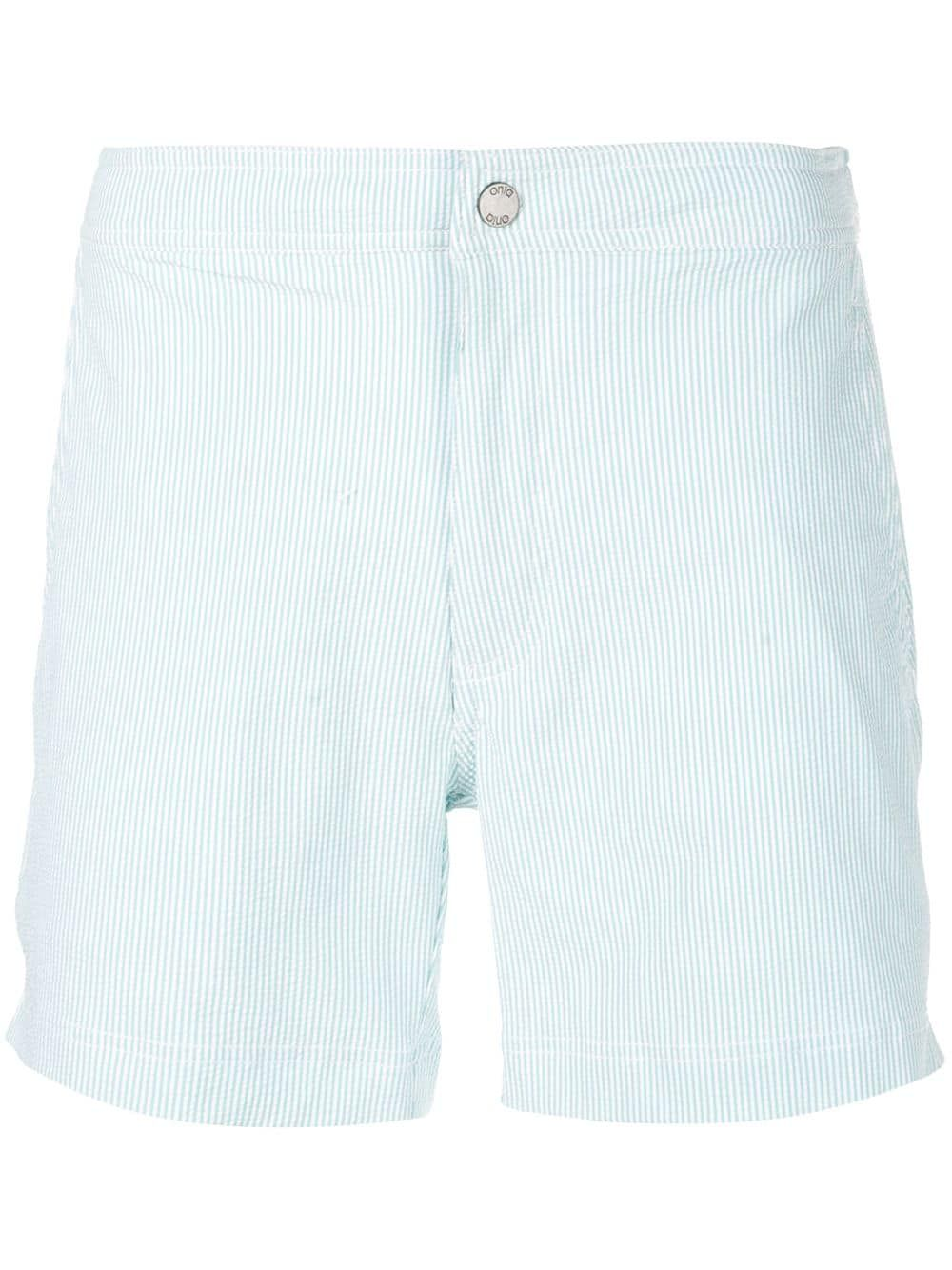 81fc9348ae087 ONIA ONIA CALDER SWIMMING TRUNKS - BLUE. #onia #cloth | Onia in 2019 ...
