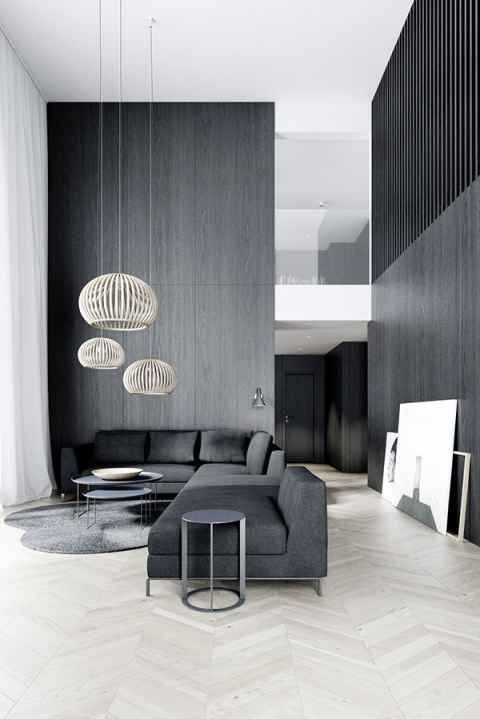 20 Examples Of Minimal Interior Design 18 Minimal Interior Design Minimalism Interior Modern Minimalist Living Room