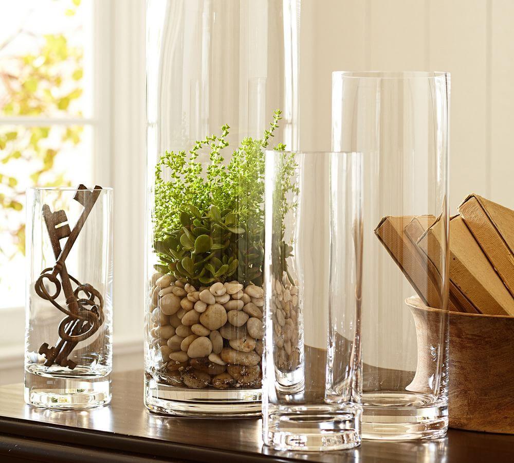 Home Decorating Ideas Glass Vases Florero De Vidrio Floreros De Vidrio Decorados Mesa De Centro De Vidrio