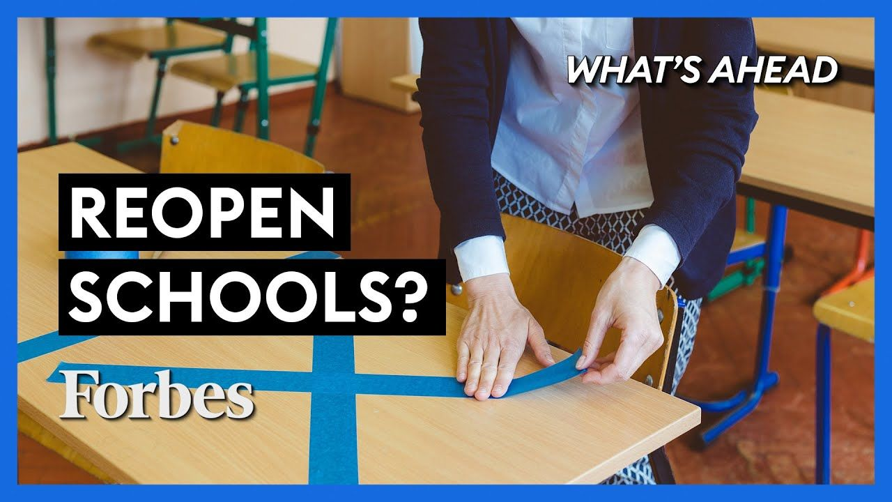 The Truth About Reopening Schools 3 Things You Need To Know Steve Forbes What S Ahead Forbes Youtube In 2020 Forbes School Truth