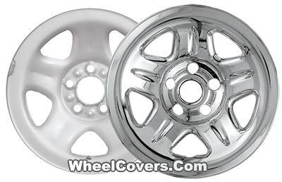 Wheelcovers Com 1993 1994 1995 1996 1997 1998 1999 2000 2001 Jeep Cherokee Wrangler Chrome Wheel Skins Hubcaps Wh Chrome Wheels Jeep Cherokee Wheel Cover