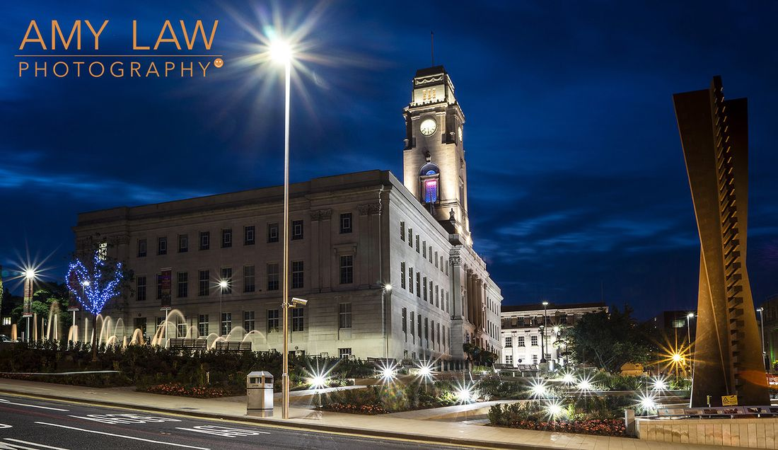 Barnsley Town Hall, Amy Law Photography