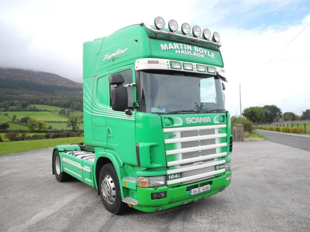 Scania 164 580 | Web Management Consultants Dealer Websites