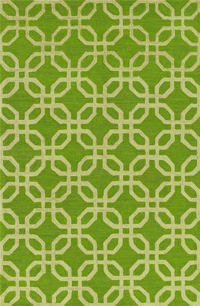 Tess 5 X 7 6 Area Rug Lime Green By Dalyn At Rotmans