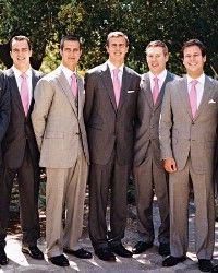 i found a site where this person was looking up grey groomsmen