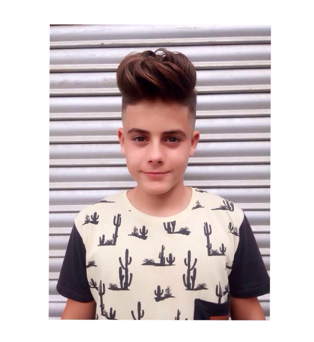 Cool Hairstyles for Boys  Haircut styles Hair style and Hair cuts