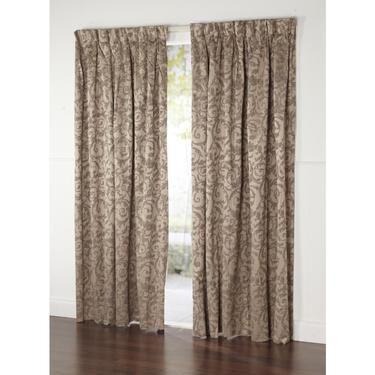 Filigree Doulton Pinch Pleat Curtains Filigree