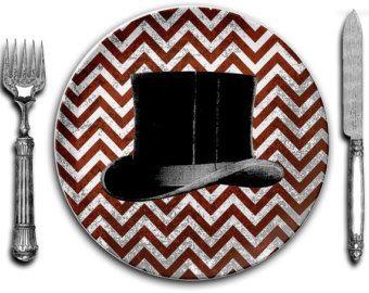Melamine Dinnerware Patterns | Victorian Modern Melamine Plate 10 inch - Gentleman\u0027s Arsenal - The .  sc 1 st  Pinterest & Melamine Dinnerware Patterns | Victorian Modern Melamine Plate 10 ...