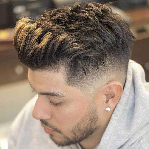 28 Low Skin Fade Haircut Ideas Find Your Style Low Skin Fade