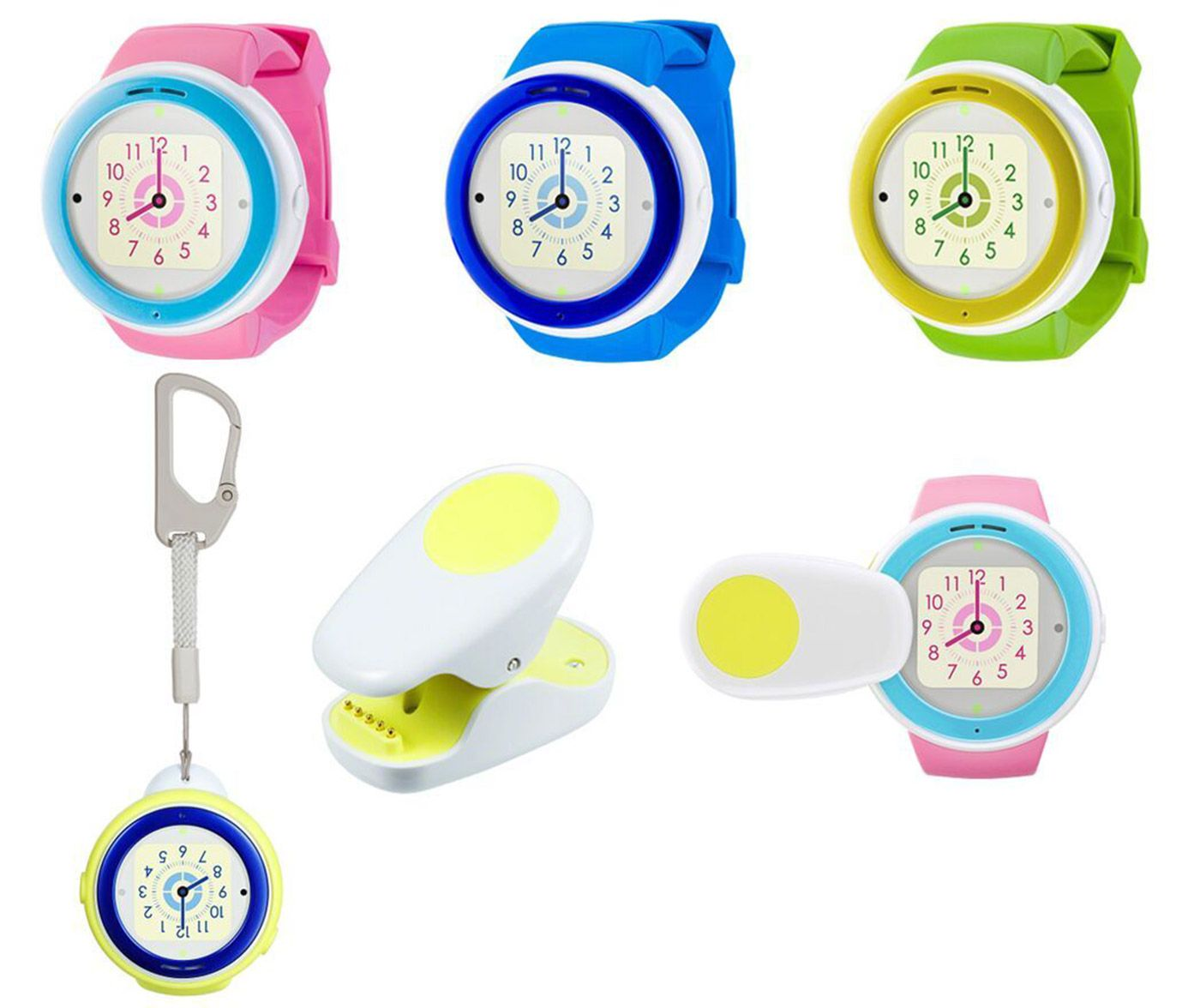 Parents Can Call Their Kids Directly On This Smartwatch In Japan Spy Gadgets Smart Watch Kids Wearables