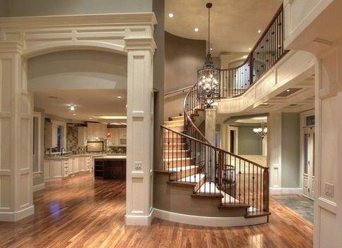 Lovely pinterest escalera casas y interiores pinterest escalera casas y interiores fandeluxe Images