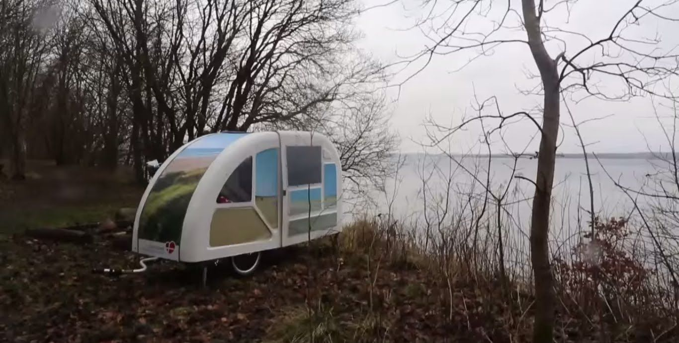 wide path bicycle camper sonderborg denmark 2015 micro. Black Bedroom Furniture Sets. Home Design Ideas