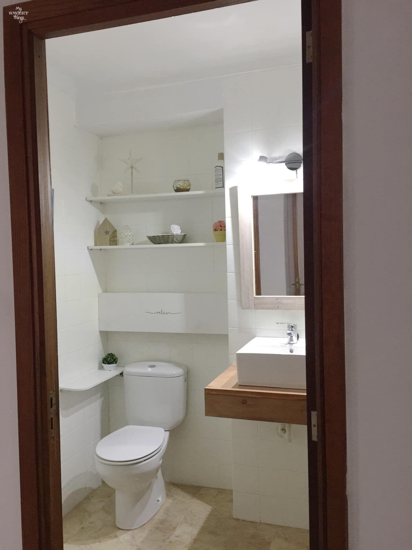 Como transformar y renovar un baño sin obras | Baños ...