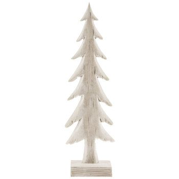 White Christmas Tree Figurine Hobby Lobby 5735543 Christmas