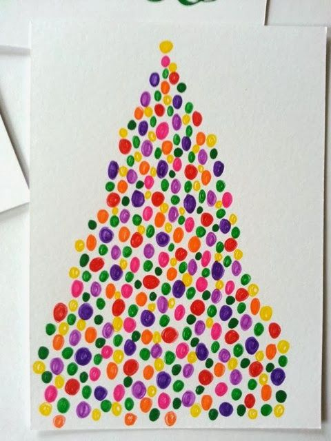 Kerstkaarten Tekenen Droedelen Zentangle Knutselen Pinterest