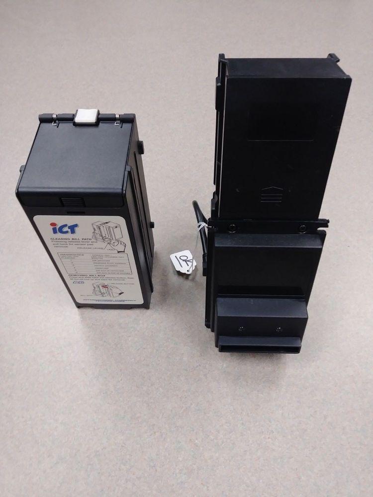 ICT A6-255SCP-USD4-II Pulse A6-II Series Bill Validator
