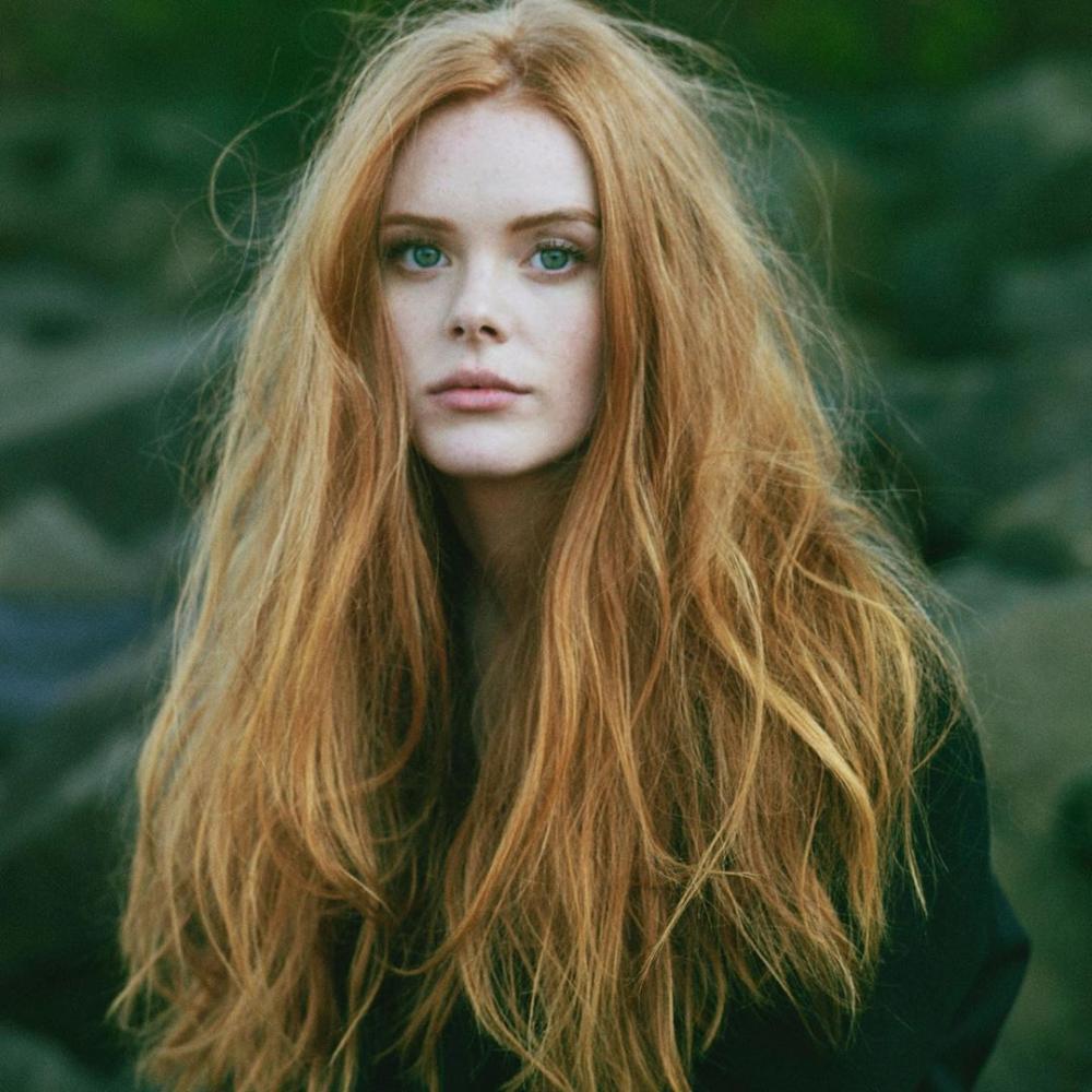 "Abigail Cowen on Instagram: ""My hair has a legit life of its own ..."
