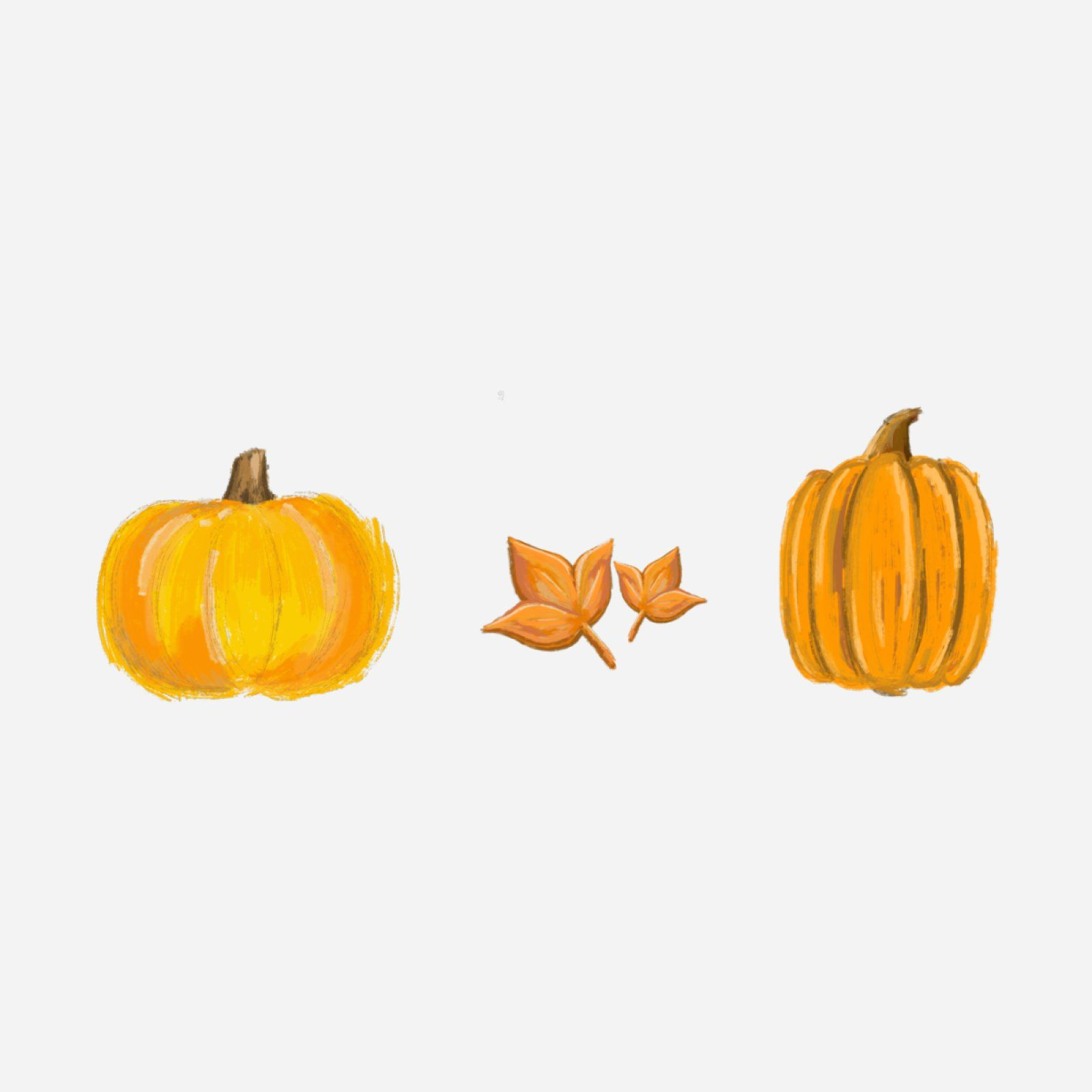 Pumpkin Leaf And Pumpkin In 2020 Cute Fall Wallpaper Fall Wallpaper Halloween Wallpaper Iphone