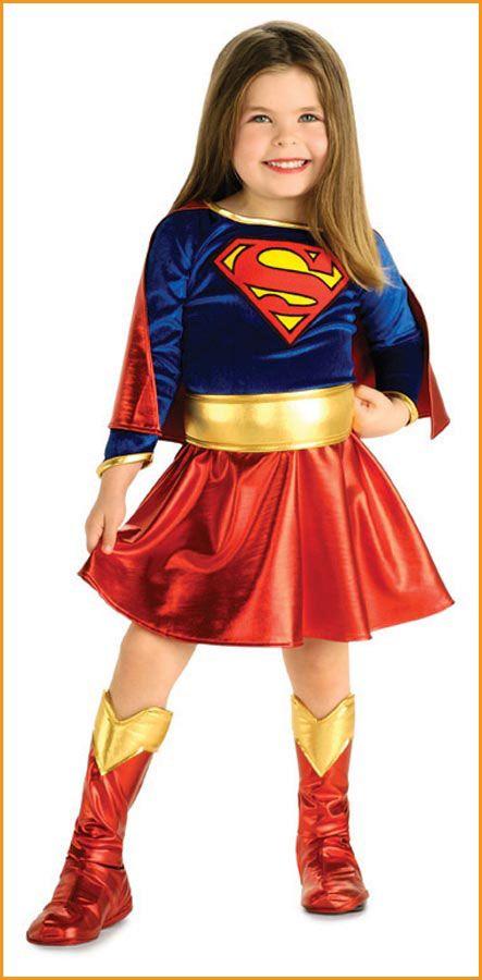 Toddler Supergirl Costume | Girl superhero costumes, Super ...Superwoman Costume For Teenagers