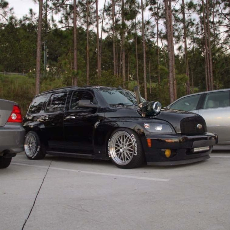 Chevy Hhr Lowered Modified Turbo Custom Chevy Hhr New Cars