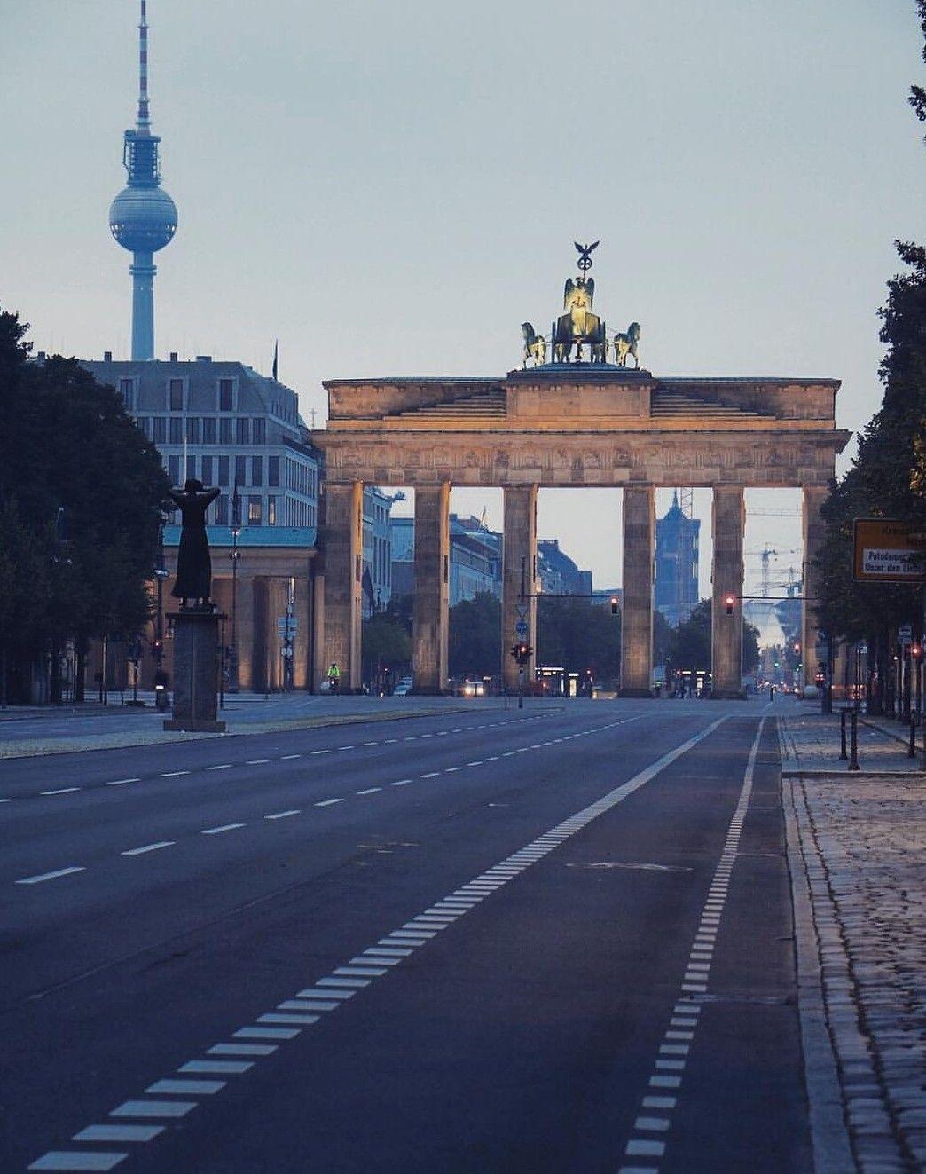Berlin Travelling Germany Brandenburg Urlaub