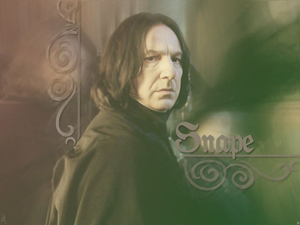 fiction Snape adult
